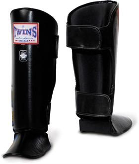 Twins Twins Leather Shin/Instep Guards